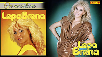 Lepa Brena - On ne voli me (hq) (bg sub)