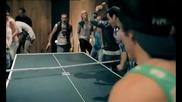 David Guetta Chris Willis ft Fergie Lmfao - Gettin Over You Official videoclip