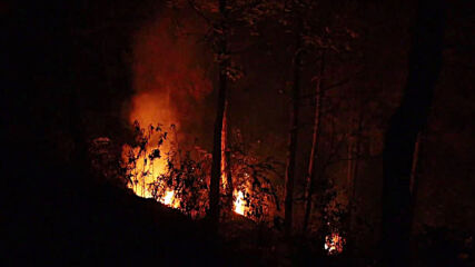 Nepal: Heavy smoke fills Nagarkot area in Kathmandu Valley amid raging fires