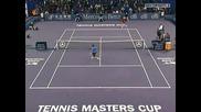 Masters Cup 2007 Федерер - Надал