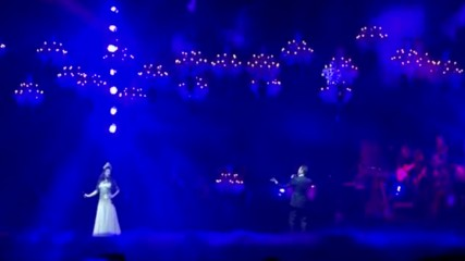 Sarah Brightman & Mario Frangoulis - Royal Christmas Gala Tour 2017 - The Phantom Of The Opera