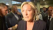 France: Le Pen stresses 'Made in France' slogan for national produce fair
