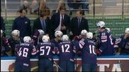Чехия и Русия са първите два полуфиналисти на Световното първенство по хокей на лед