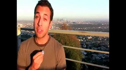 Howie From Bsb Talking About The Rock Your Religion Pendant [10 - 2008]