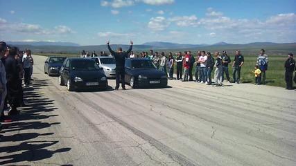 Opel Corsa B C20xe vs. Opel Astra Gsi C20xe