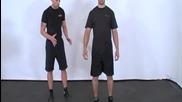 Mма - Кондиционна тренировка за ритници