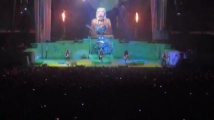 Iron Maiden - Seventh Son Of A Seventh Son - Live in Sofia, 16.06.2014