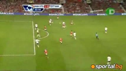 Манчестър Юнайтед 3 0 Тотнъм Всички Голове