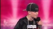 Америка Търси Талант - 11 годишен Еминем (high Quality)