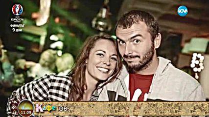 На кафе с актрисата Силвия Петкова (01.07.2016)