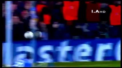 Вижте уменията на Роналдиньо!