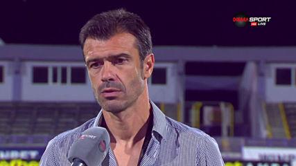 Кирилов: Разчитаме само на Дани Младенов