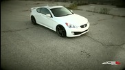 Hyundai Genesis Coupe on 20_ Ace Convex Wheels _ Rims