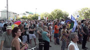 Germany: Hundreds protest against coronavirus restrictions in Hamburg