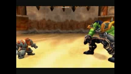 World Of Warcraft - Thrall Vs King Magni