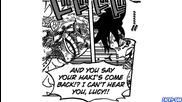One Piece Manga - 790 Heaven and Earth