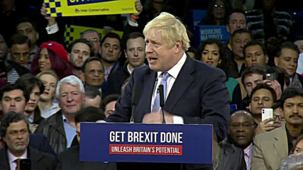 UK: Johnson slams 'Hamas-backing, IRA supporting' Corbyn in final rally