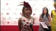 Celebs And Hats At The 141st Kentucky Derby