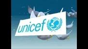 Реклама На Unicef - Барселона