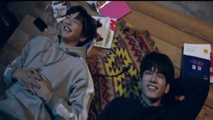 (превод) Wanna One - Beautiful (movie ver)