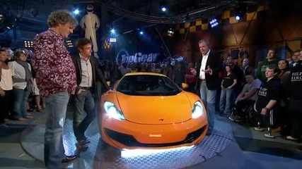 Top Gear Mclaren Mp4-12c Review and Test Lap