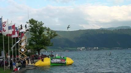 Guinness World Record - Blob Jump
