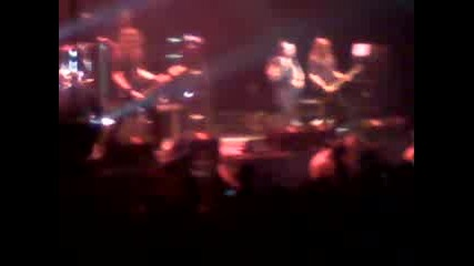 Amorphis - Silent Waters, Live@Sofia