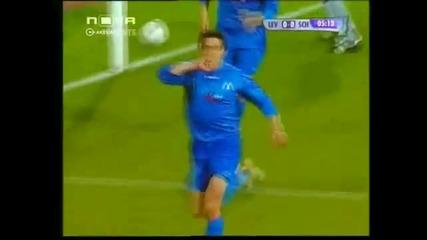 Levski - Schalke 04 1 - 0