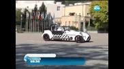 Изложение на коли в Сливен
