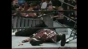Wwf Summerslam 2000 The Hardy Boyz vs. Edge and Christian vs. Dudley Boyz Tlc Match 1 2
