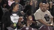 USA: Friends, relatives and mourners fill stadium for San Bernardino shooting vigil