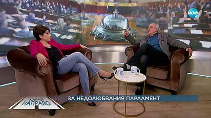 Карай направо с Андрей Райчев (24.04.2021)