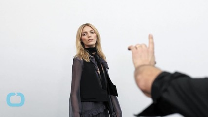 Fashion Photographer Patrick Demarchelier Is Getting a CLIO Award
