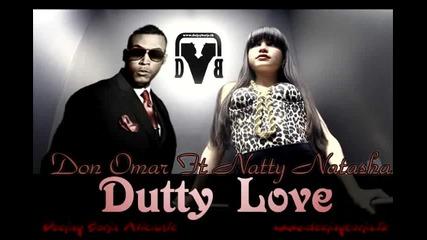 Don Omar Ft Natti Natasha - Dutty Love