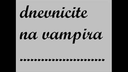 Dnevnicite na vampira klip