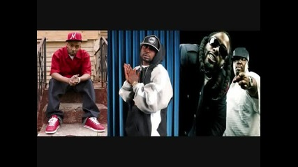 Drumma Boy - Round Me ft. 8 Ball& Mjg and Young Buck (hot New May 2009)