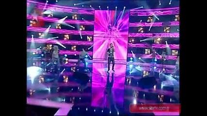 Star Akademi Yigit - dansoz