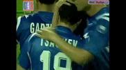 17.05.2009 Гол На Цачев!! Левски Шампион !!!!!!! Левски - Спартак Вн. 3 - 0