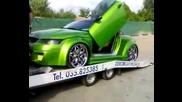 Много Добро Audi Tt