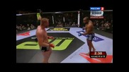 Josh Barnett vs. Daniel Cormier - Strikeforce Heavyweight Gp Final ( 19.05.2012 г. )