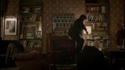Шерлок / Sherlock - Водопадът Райхенбах - Сезон 2 Епизод 3 ( Част 2/ 3 ) Бг Аудио