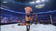 Wade Barrett vs Kofi Kingston ( Intercontinental Championship ) - Wwe Smackdown 2011