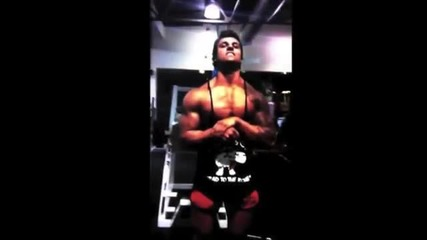 Zyzz- Pre-workout Pump