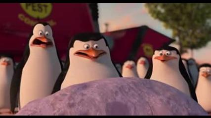 Penguins of Madagascar / Пингвините от Мадагаскар [2014] Целия Филм - Бг Аудио