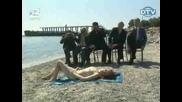 Скрита камера - Воайори на плажа