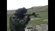 """Ас """"вал"""" - руски щурмови автомат за безшумна стрелба"""
