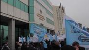 Ukraine: Truckers demand action from govt over Russian transit ban