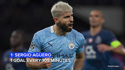 The most effective players in Premier League history