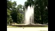 Паркът Заимов в горещите летни дни
