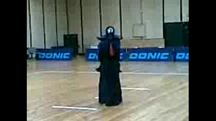Александър Драев / KK Shumen/ vs Борко / KK Ronin /